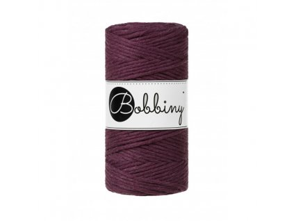 bobbiny regular cord 3 mm blackberry (1)