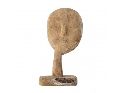 dekoracia z recyklovaneho dreva hlava (6)