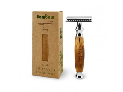 Bambaw Bamboo Safety Razor 1 Packshot 1