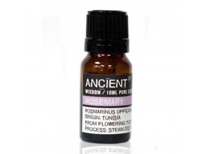 esencialny olej rozmarin