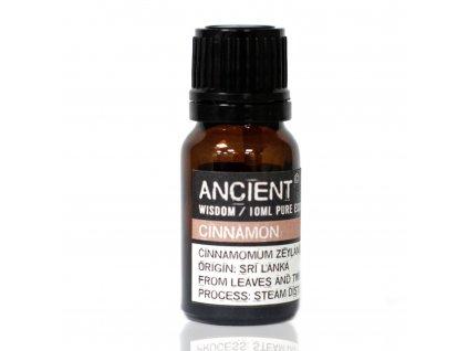 esencialny olej skorica