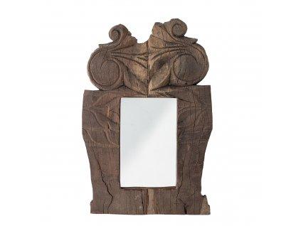 zrkadlo z recyklovaneho dreva bloomingville (2)