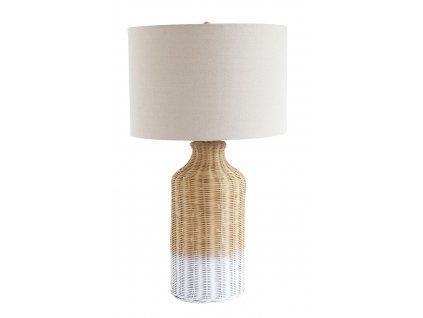 stolova lampa bambusova bloomingville (2)