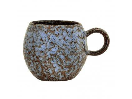 hrncek keramicky paula cup blue bloomingville (1)