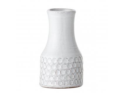 vaza biela terracotta bloomingville (1)