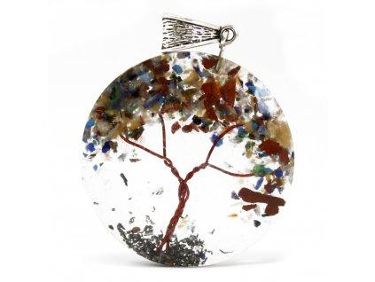 orgonitovy privesok strom