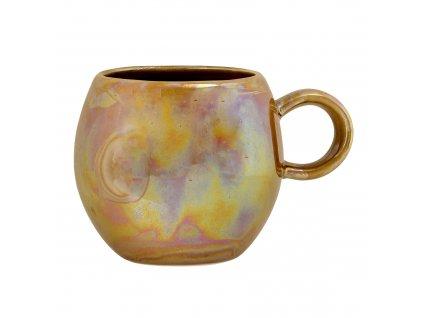 hrncek keramicky bloomingville paula cup brown (4)