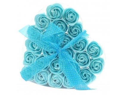 ruze do kupela modre darcekove balenie (1)