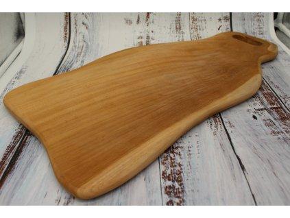 597 krajacia doska z teakoveho dreva 50 cm
