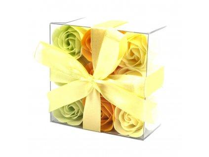 mydlove kvety do kupela zlte ruze (2)