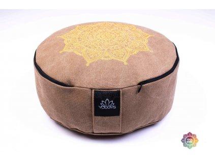 meditacny vankus v bronzovej farbe (1)