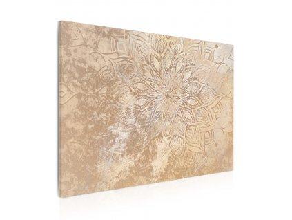 obraz zlata kamenna mandala malvis (3)