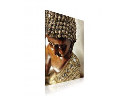 obraz dreveny buddha (1)