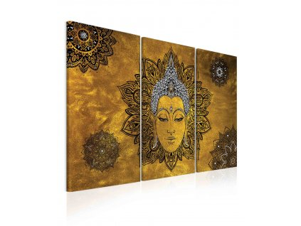 obraz zlty buddha (2)