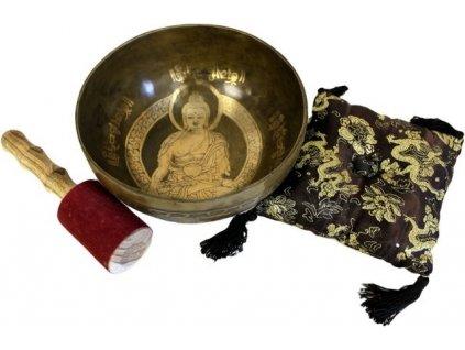 tibetska spievajuca miska buddha
