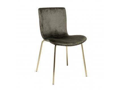 stolicka jedalenska bloom dinning chair green (6)