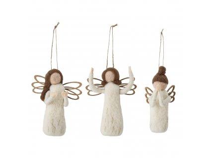 anjeli na stromcek vianocna ozdoba (2)