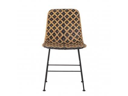 stolicka jedalenska kitty dining chair black (2)
