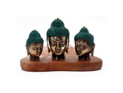 buddha hlavy