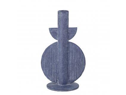 svietnik modry bess candlestick (2)