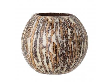 kokosovy votivny svietnik hnedy (2)