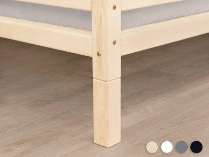 Sada prídavných nôh postele FOOTS