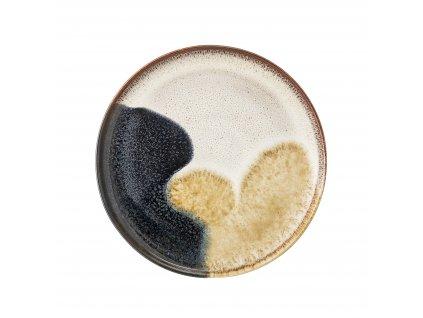 tanier keramicky stredny viacfarebny (2)
