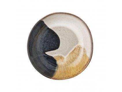 keramicky tanier hlboky viacfarebny (2)