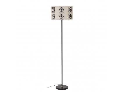 stojacia lampa kovova (2)