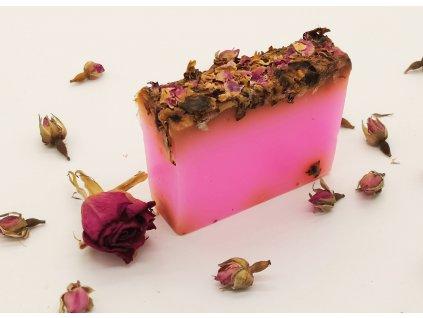 prírodné mydlo ruža2