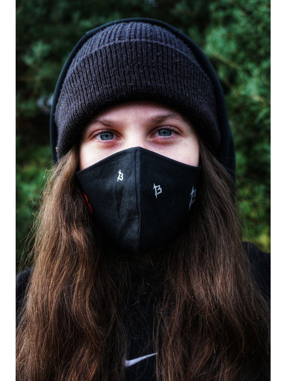 Bojkot covid mask b