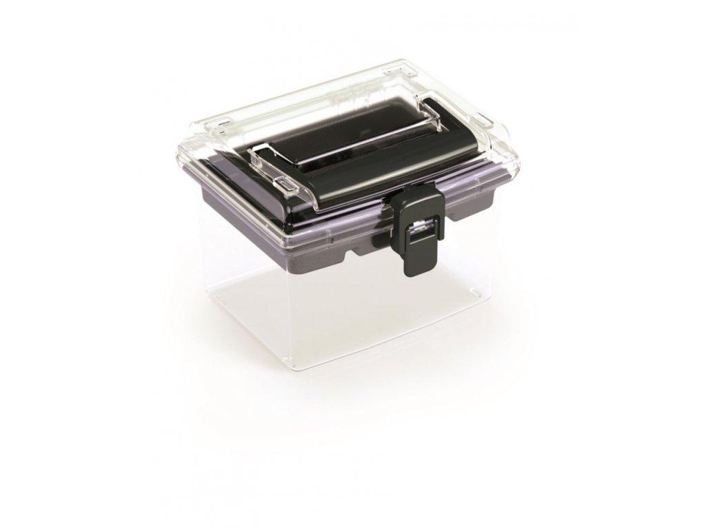 Plastový organizér NUF HIGH 148x135x110 černý