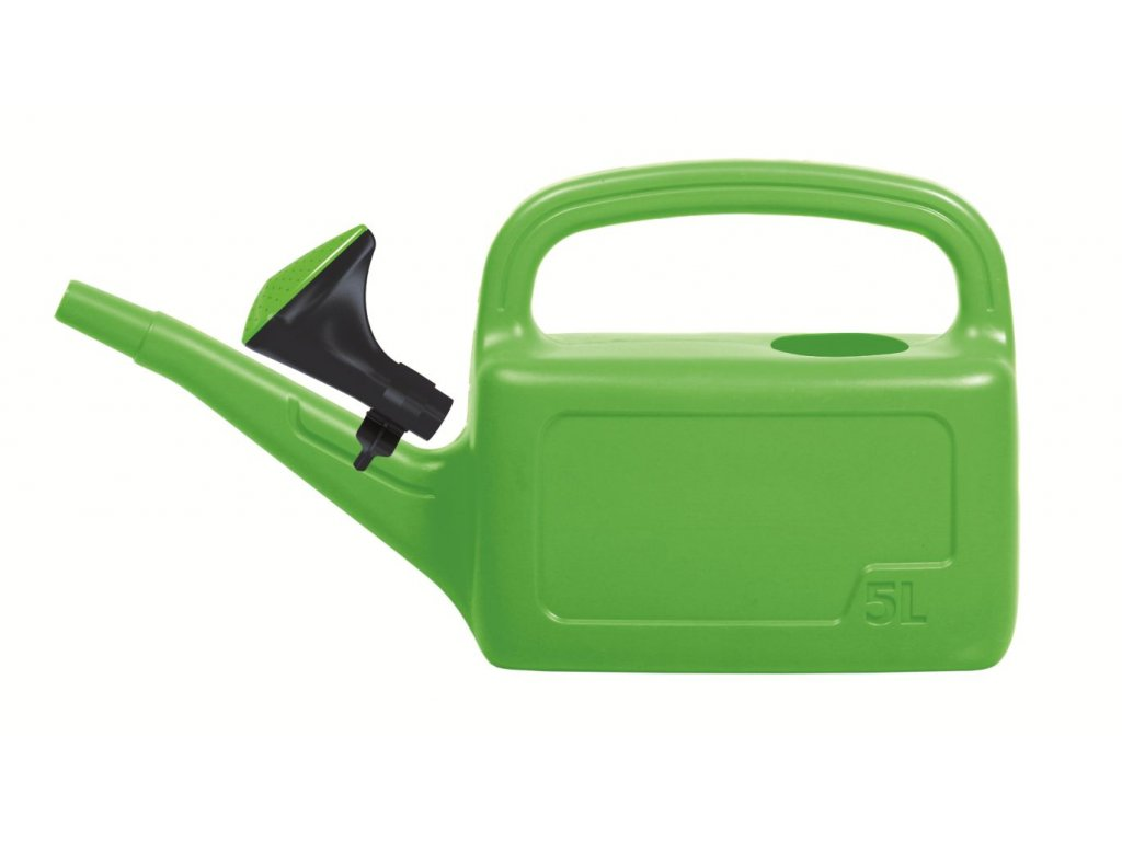 Zahradní konev AQUA zelená 58,0 cm