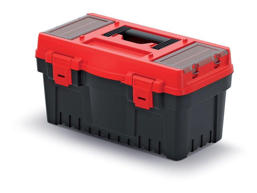 Kufr na nářadí EVO červený