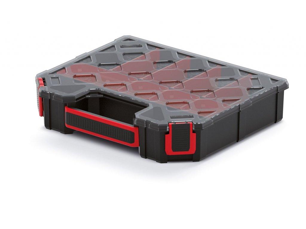 Organizér TAGER CARBO PLUS 284x243x60 (přepážky/krabičky)