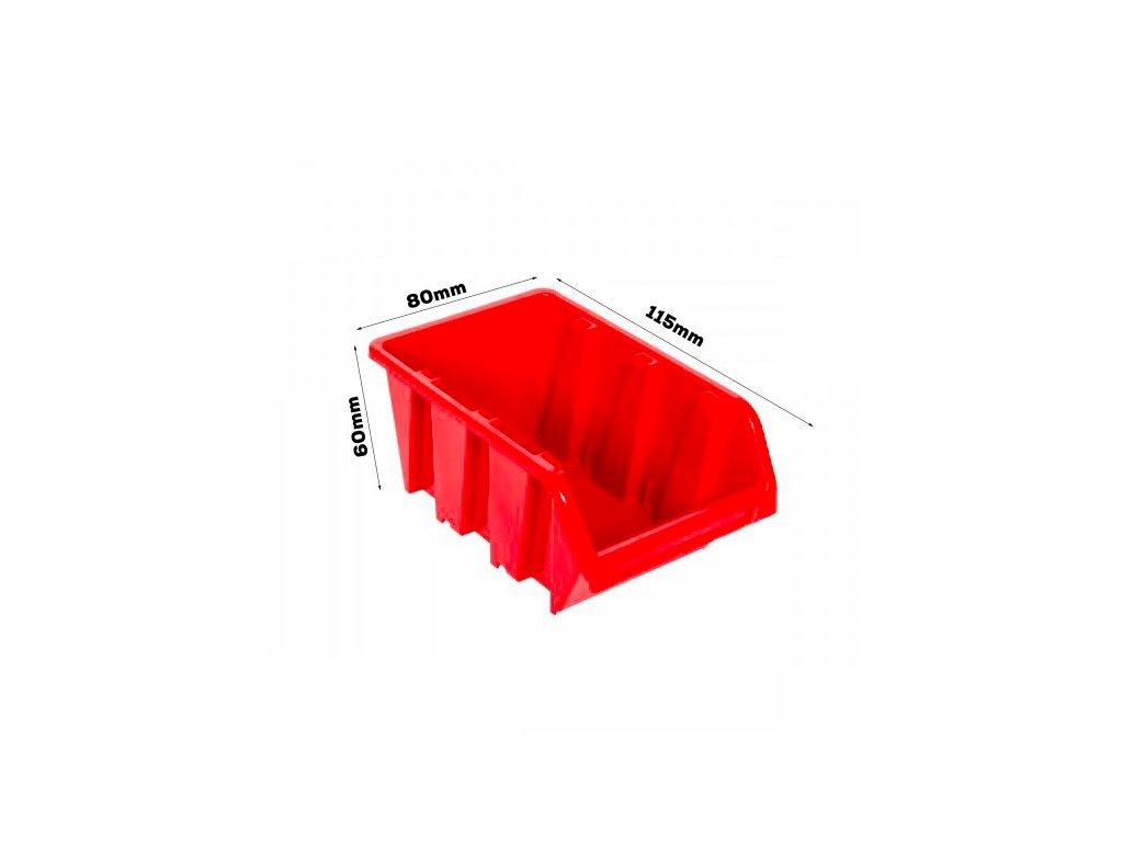 Boxy 80x115x60mm