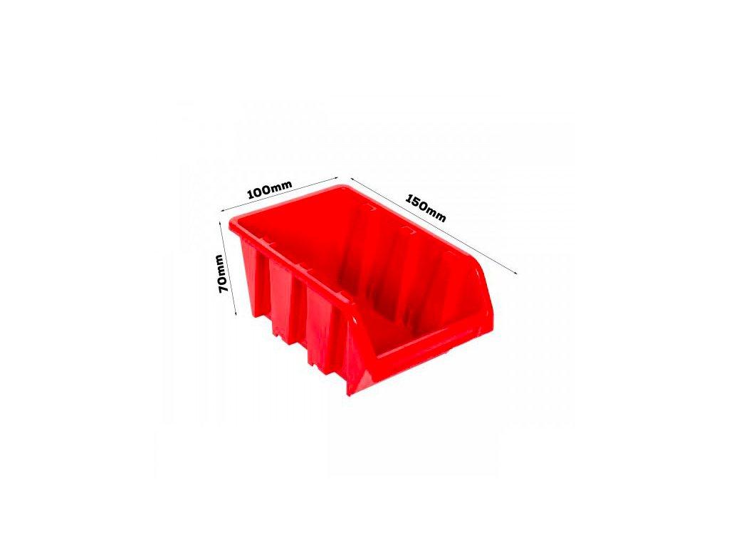 Boxy 100x150x70mm