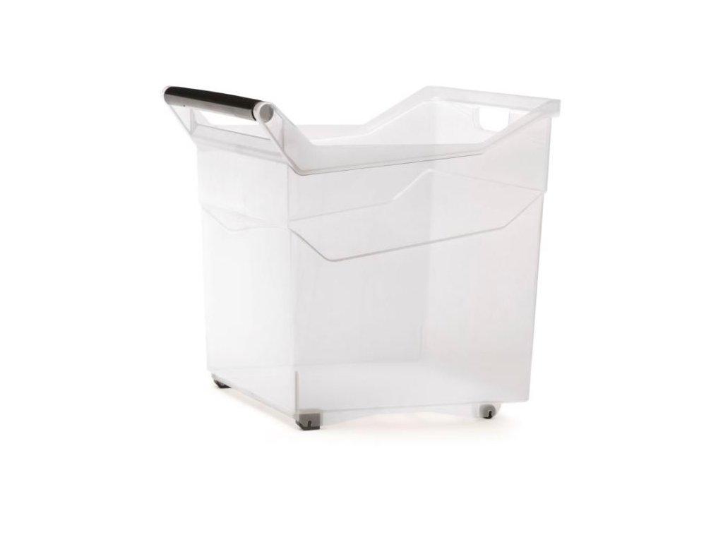 Plastový box úložný NUK 380x379x379