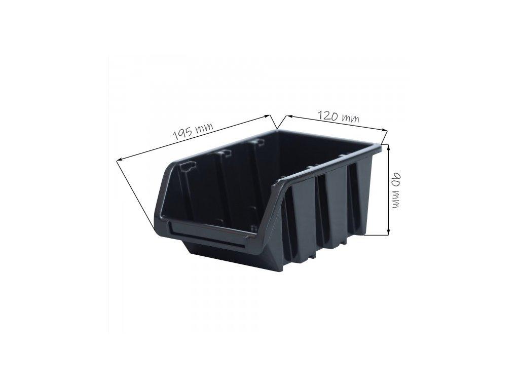 Boxy 160x230x120 mm