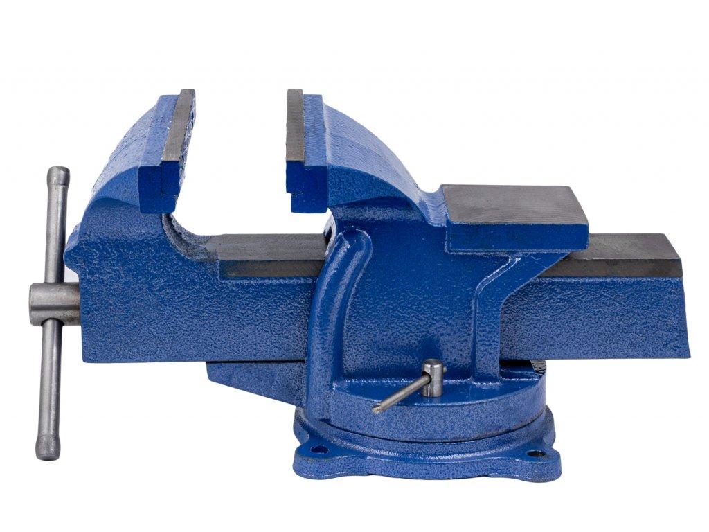 Rotačný zámočnícky zverák s kovadlinou 200 mm GEKO