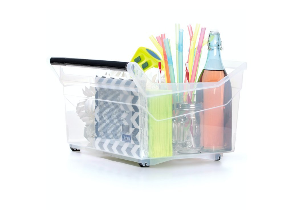 Plastový box úložný NUK 380x177x256