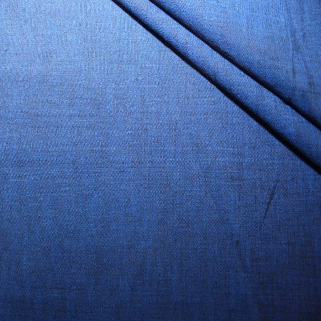 Len jednobarevný modrý