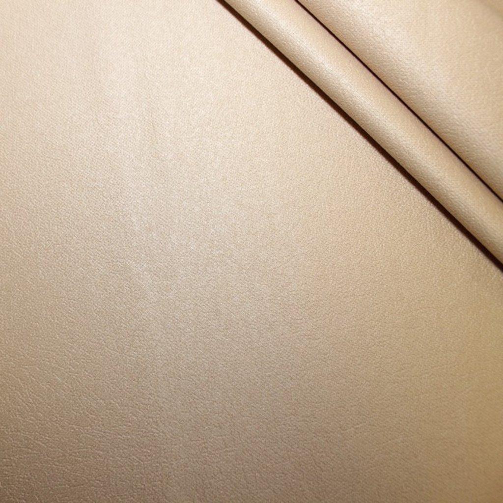 Polyester krémový vzhled kůže