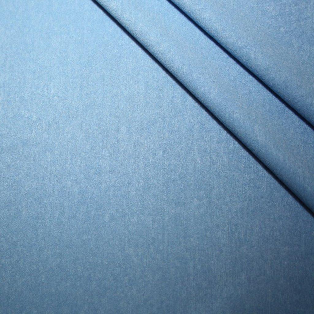 Úplet jednobarevný modrý