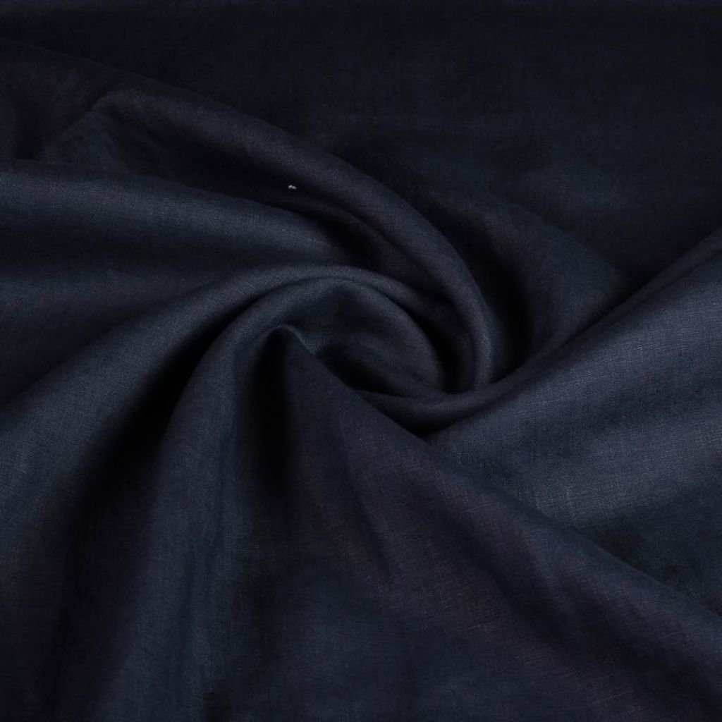 Len jednobarevný tmavě modrý