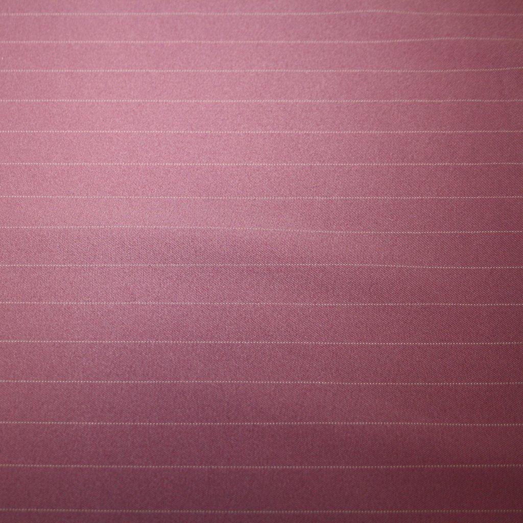 Kostýmovka s proužkem tmavě růžová