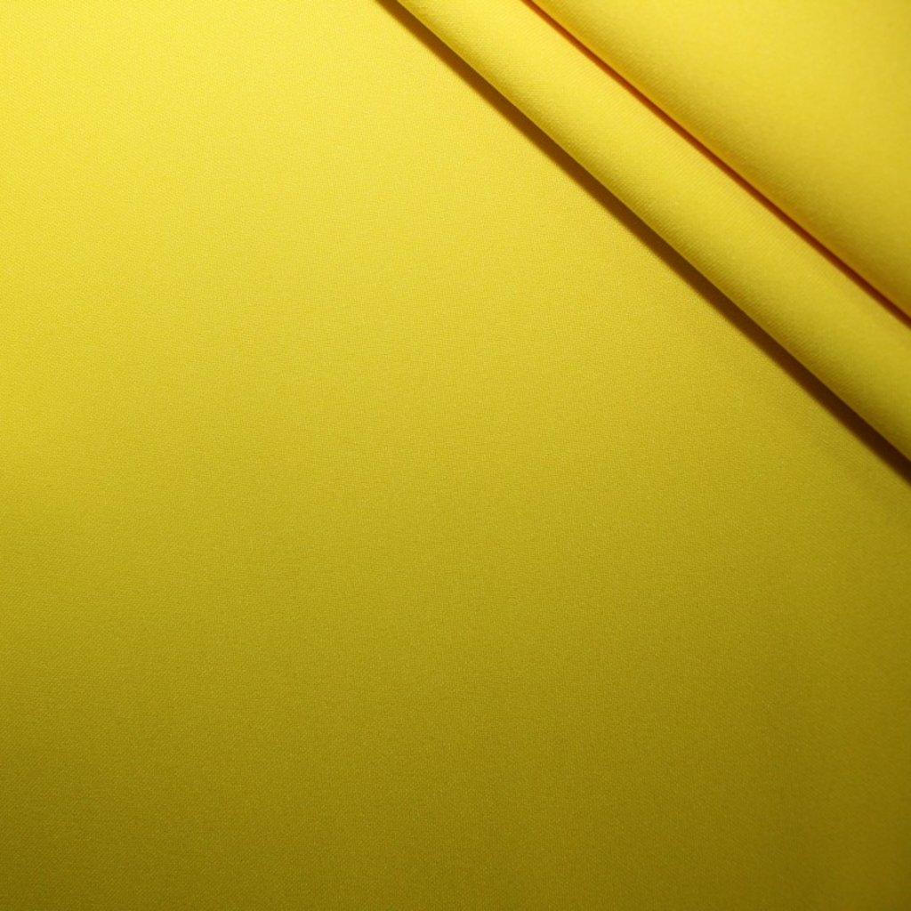 Kostýmovka žlutá