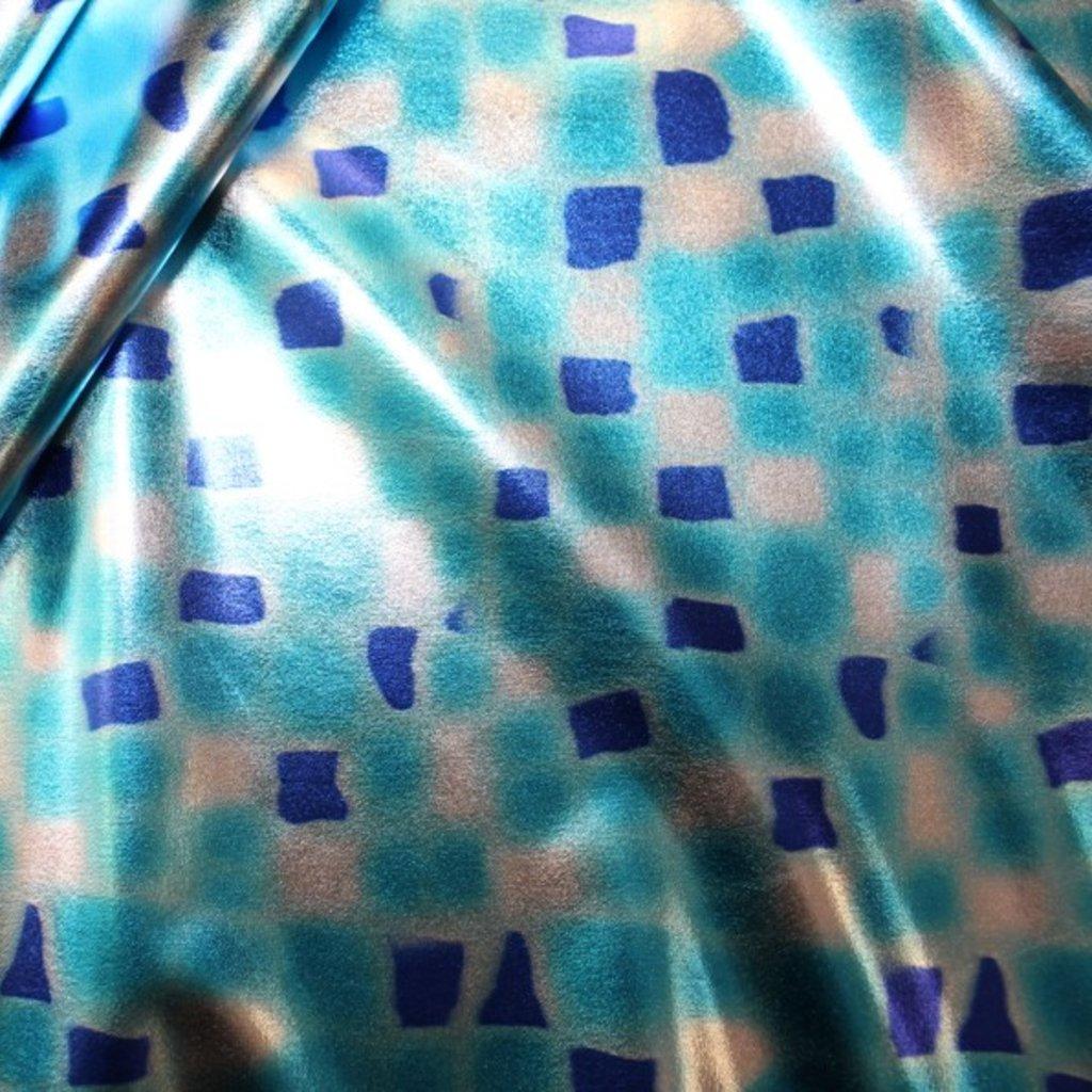 Latex modrý