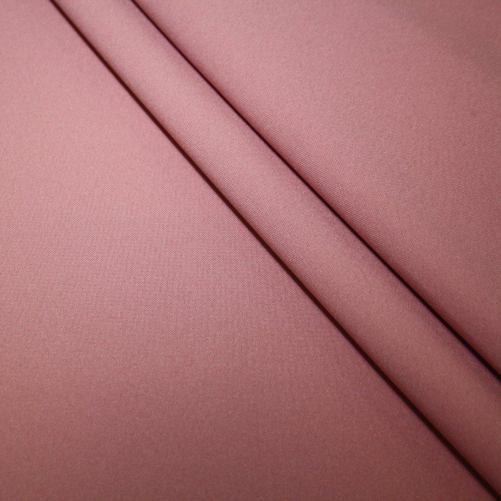 Kostýmovka jednobarevná starorůžová
