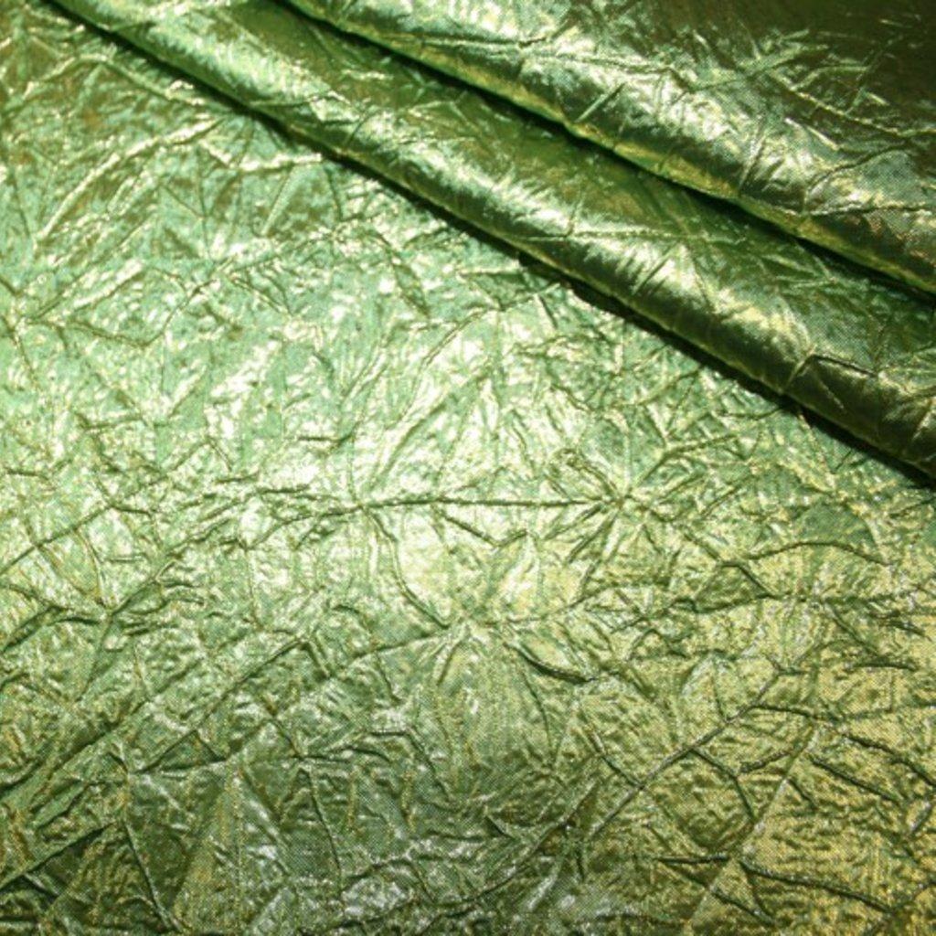 Dekorační látka zelená